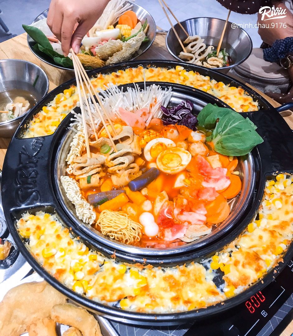 "dink cua chop "" buffet lau tok"" ko can dom thoi gian chi 129k!!! - anh 1"
