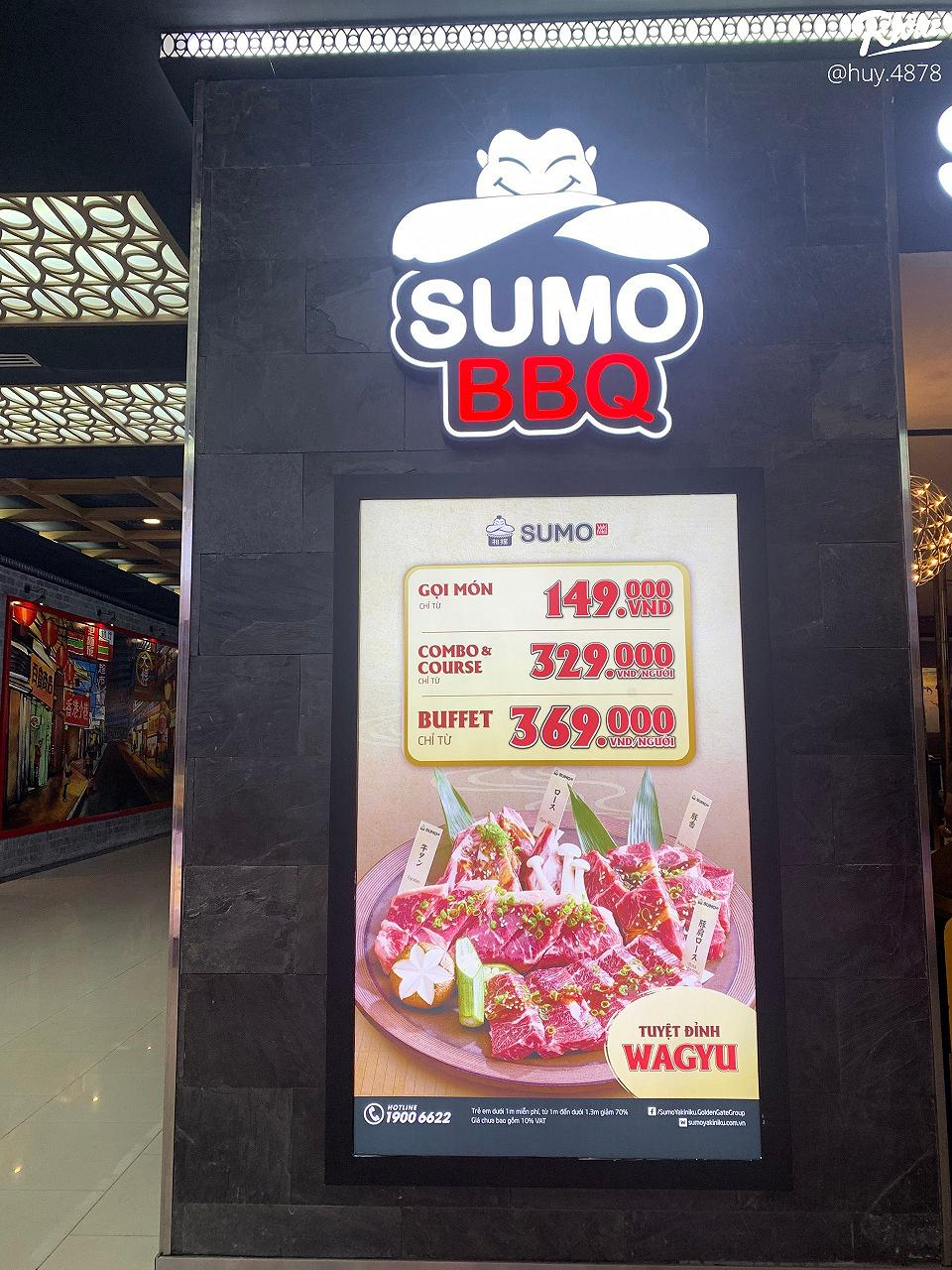 sumo bbq van hanh mall - anh 15