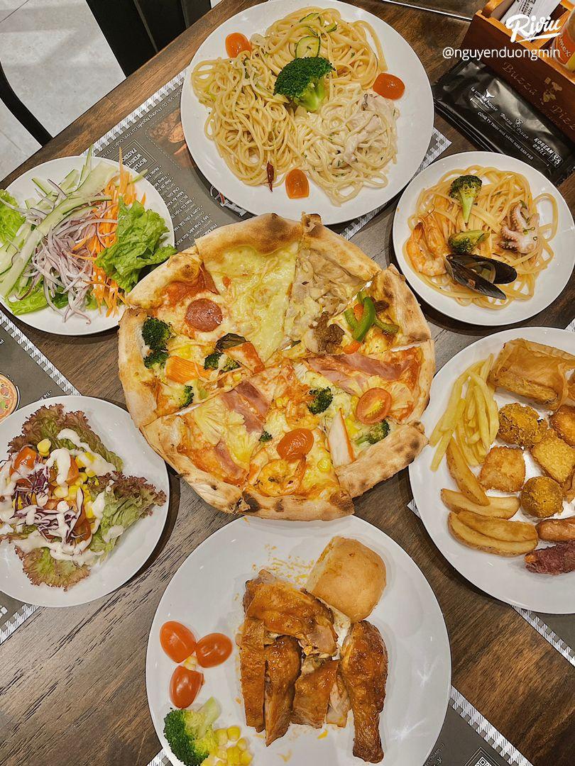 ăn buffet pizza thả ga chỉ từ 2.500 moôt phút taoi nowzone - anh 13