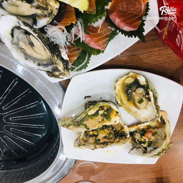 buffet poseidon - seafood bbq & hotpot buffet  - anh 5
