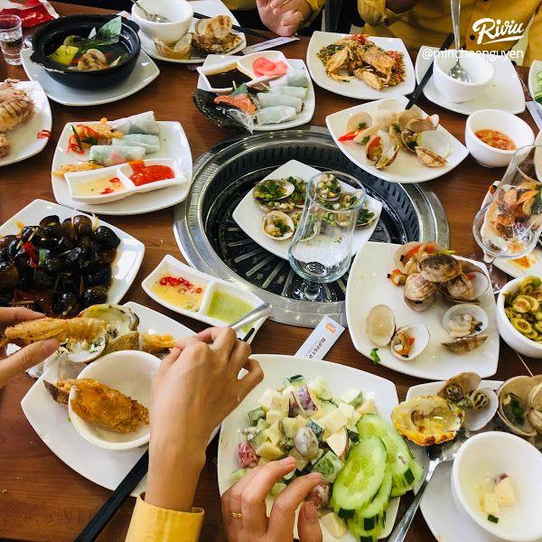 buffet poseidon - seafood bbq & hotpot buffet  - anh 3