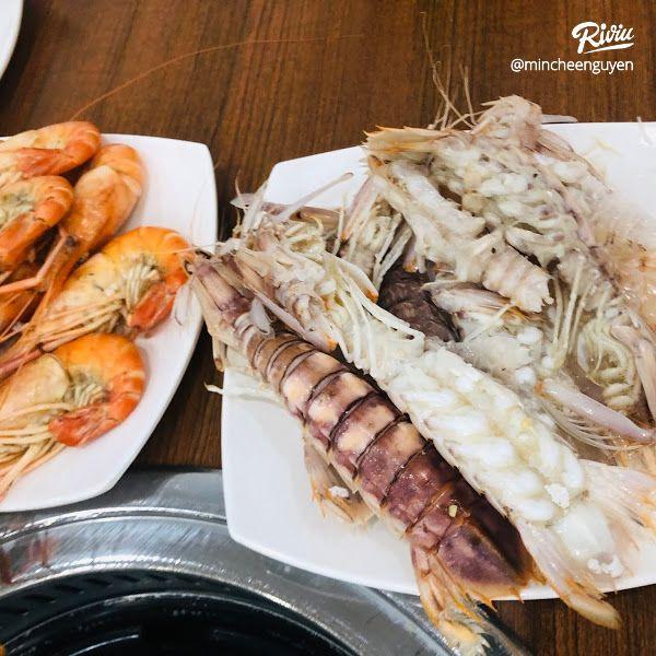 buffet poseidon - seafood bbq & hotpot buffet  - anh 4