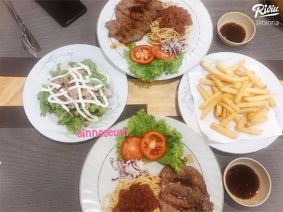 fastfood heo thi 💖 - anh 3