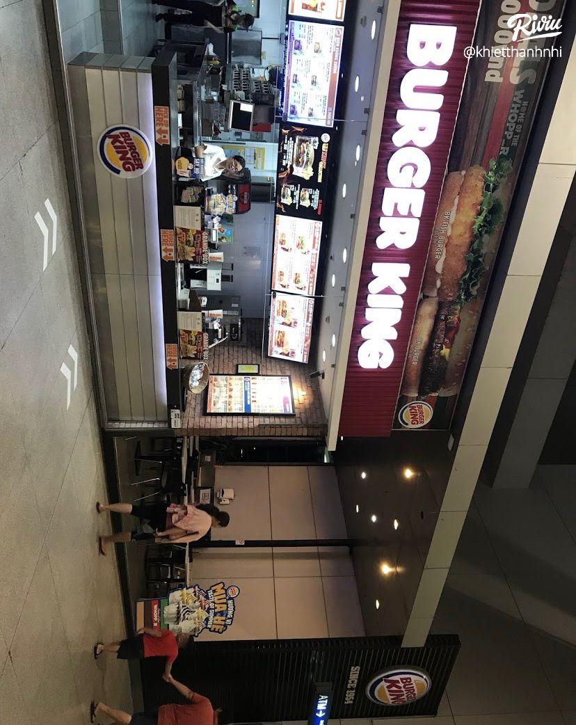 burger king - anh 2