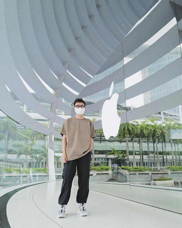 sau bao ngay cho doi, apple store ''noi tren mat nuoc'' chinh thuc khai truong khien fans dung ngoi khong yen - anh 7
