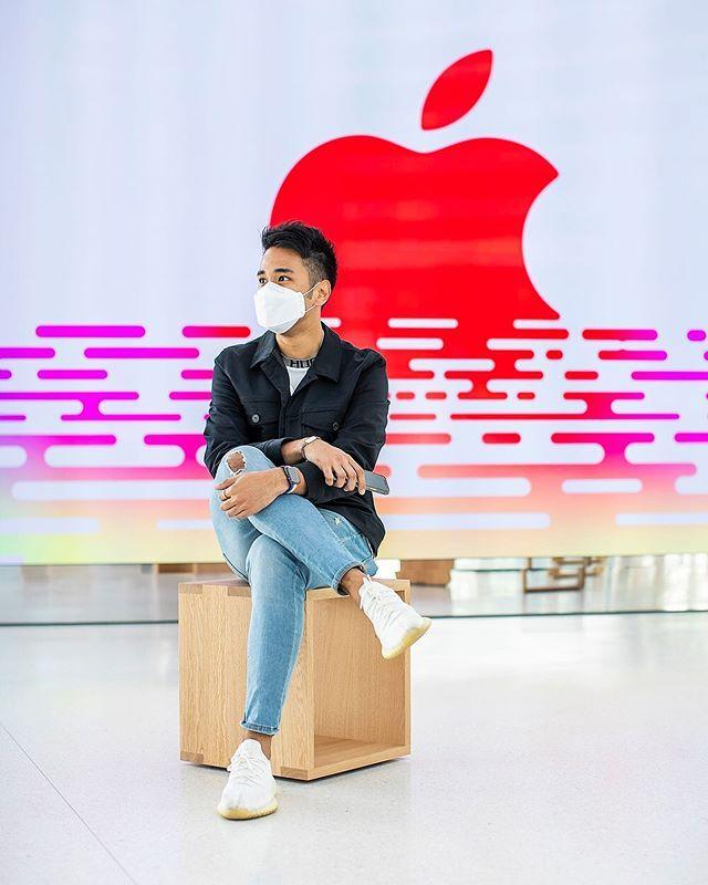 sau bao ngay cho doi, apple store ''noi tren mat nuoc'' chinh thuc khai truong khien fans dung ngoi khong yen - anh 19