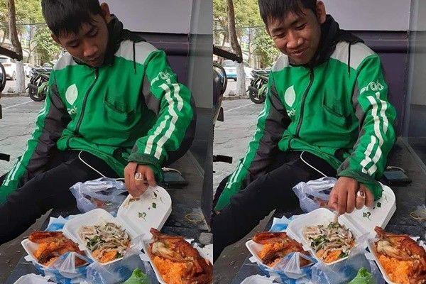 thuong lam phan shipper bi boom hang: co ngay uong 5 ly tra sua, an 2 noi lau, co gang de khong that nghiep - anh 5