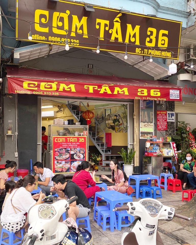 """""""chao dao the gioi ao"""" dia com tam sieu day dan toa lac tren pho phung hung - anh 23"""