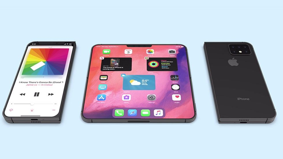 tuong dua nhung hoa ra that: iphone man hinh gap du kien ra mat vao thang 9/2022 - anh 3