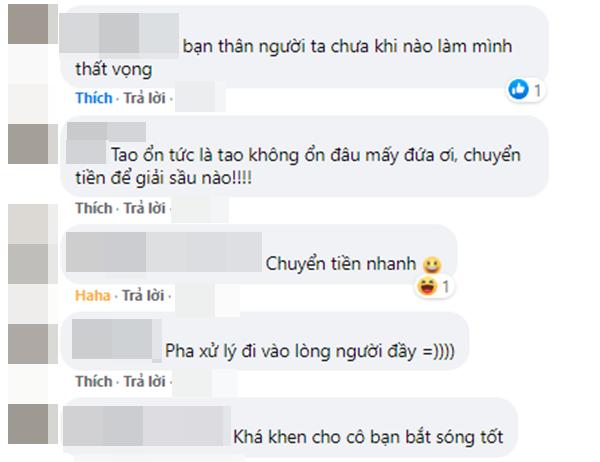 """vua hoi """"may on khong?"""" - co gai chuyen ngay cho ban than 30 trieu dong tieu cho do chan  - anh 6"""