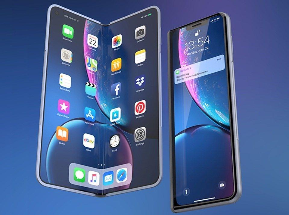 tuong dua nhung hoa ra that: iphone man hinh gap du kien ra mat vao thang 9/2022 - anh 2