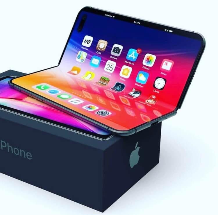 tuong dua nhung hoa ra that: iphone man hinh gap du kien ra mat vao thang 9/2022 - anh 4