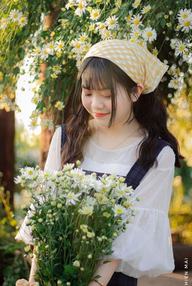 """dep toi """"hon xieu phach lac"""" vuon cuc hoa mi trangtinh khoi it nguoi biet o ha noi - anh 19"""