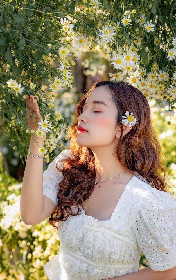 """dep toi """"hon xieu phach lac"""" vuon cuc hoa mi trangtinh khoi it nguoi biet o ha noi - anh 17"""