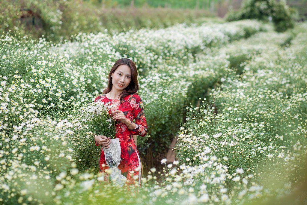 """dep toi """"hon xieu phach lac"""" vuon cuc hoa mi trangtinh khoi it nguoi biet o ha noi - anh 33"""