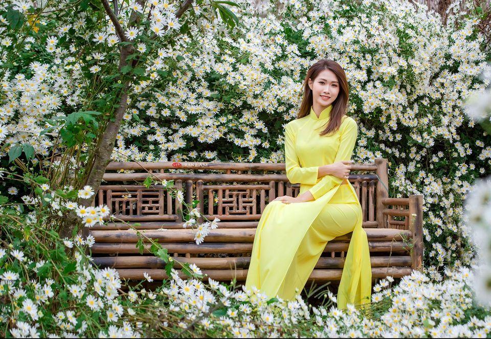 """dep toi """"hon xieu phach lac"""" vuon cuc hoa mi trangtinh khoi it nguoi biet o ha noi - anh 13"""